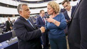 Orbán és Sargentini