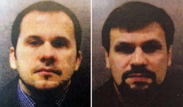 Petrov és Bosirov - Szkripal megmérgezői?