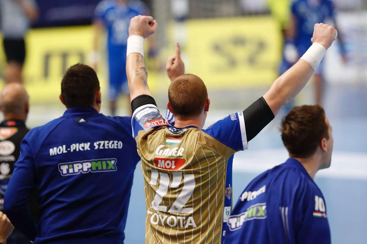 Győzelemmel kezdett a Veszprém és a Szeged is 1