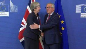 Brexit tárgyalás az uniós csúcson