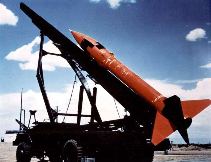 közepes hatótávolságú nukleáris rakéta