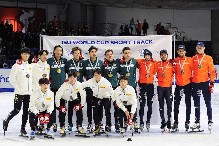 Liu Shaoang parádé Calgaryban 1