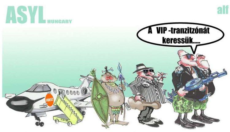 alf karikatúrája