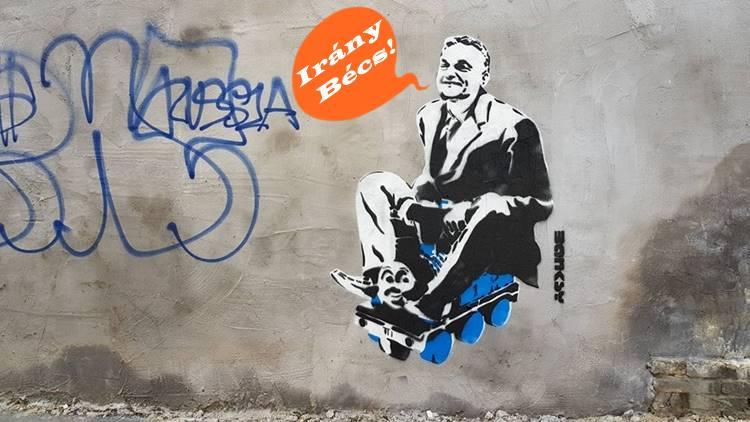 Banksy_Orban