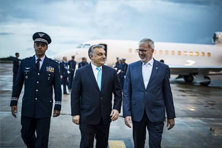 Orban Brazilia