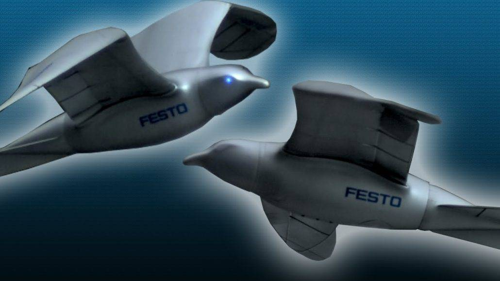 smartbird-a-robot