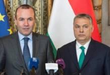 Manfred-Weber-és-Orbán-Viktor