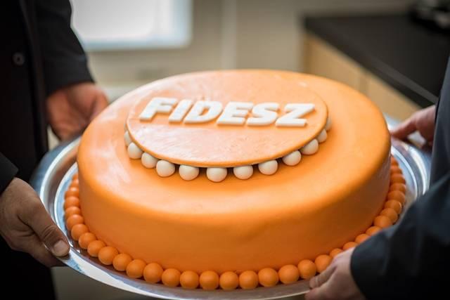 fidesz-torta