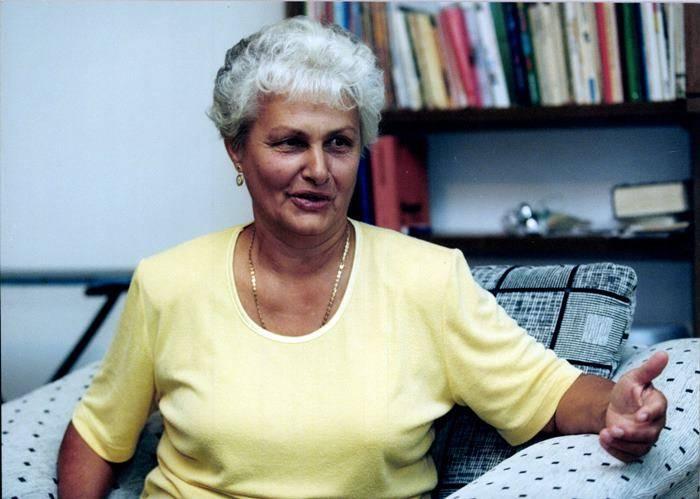 Orban Viktor anyja