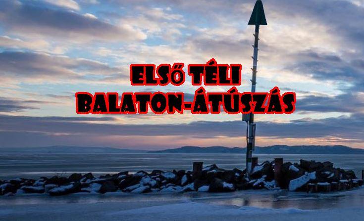 Rasovszky Kristóf új csúccsal nyerte meg a Balaton-átúszást 1