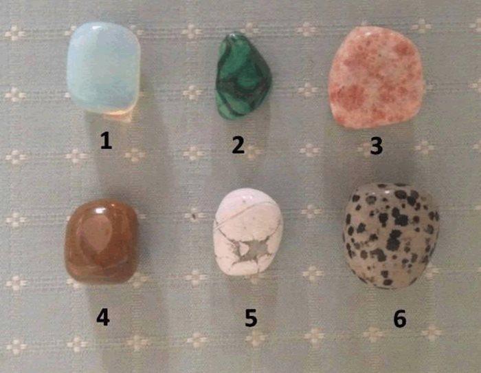 kristályt