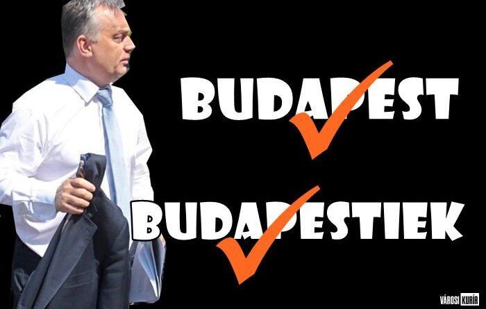 hidegháború Budapestért, Orbán Viktorral