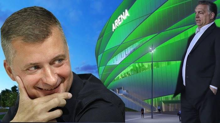 Kubatov a magyar állam aranytojást tojó arénájáról, a Groupamáról: több milliárd forintot nyertünk rajta!