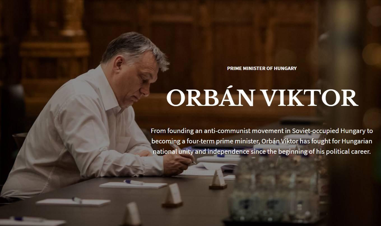 orbán angol nyelvű honlapja