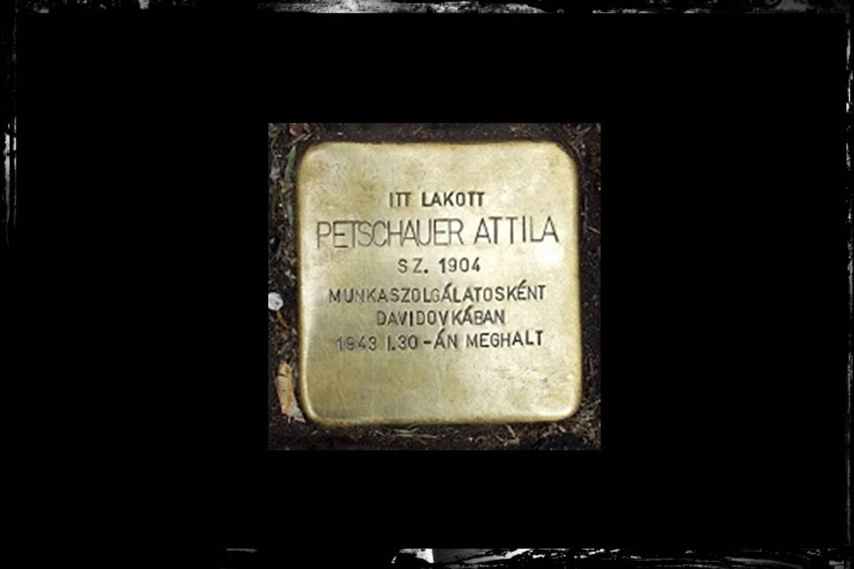 Petschauer Attila