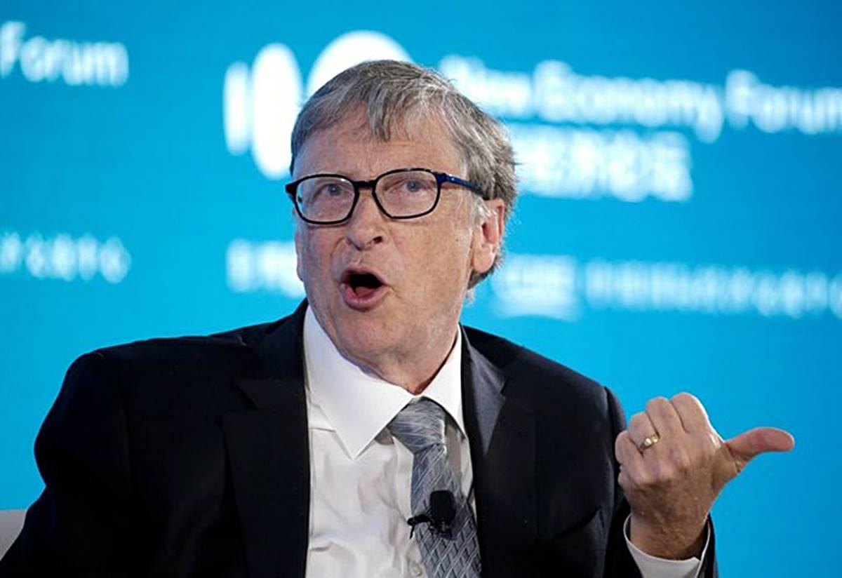 Bill Gates, vakcinaháború,
