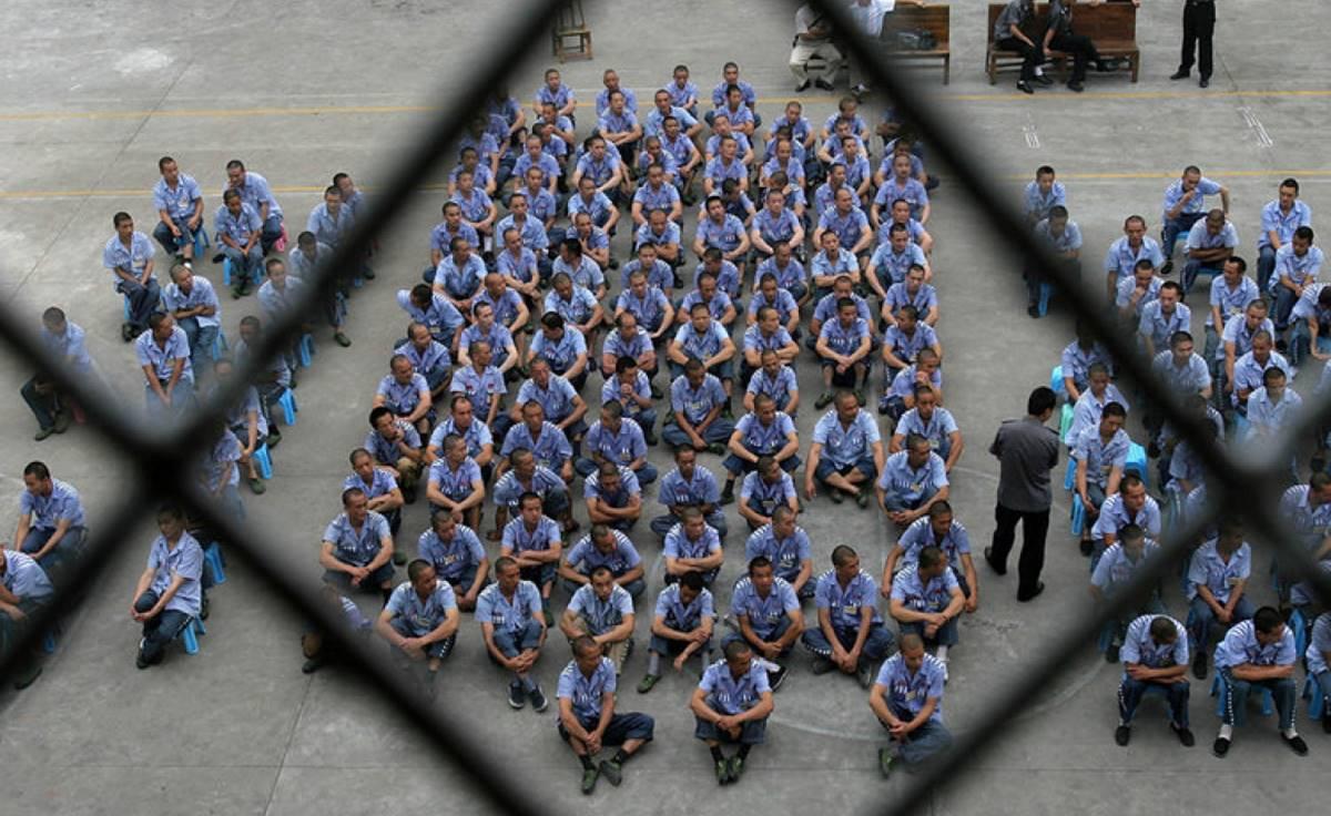 Kína, emberijogok