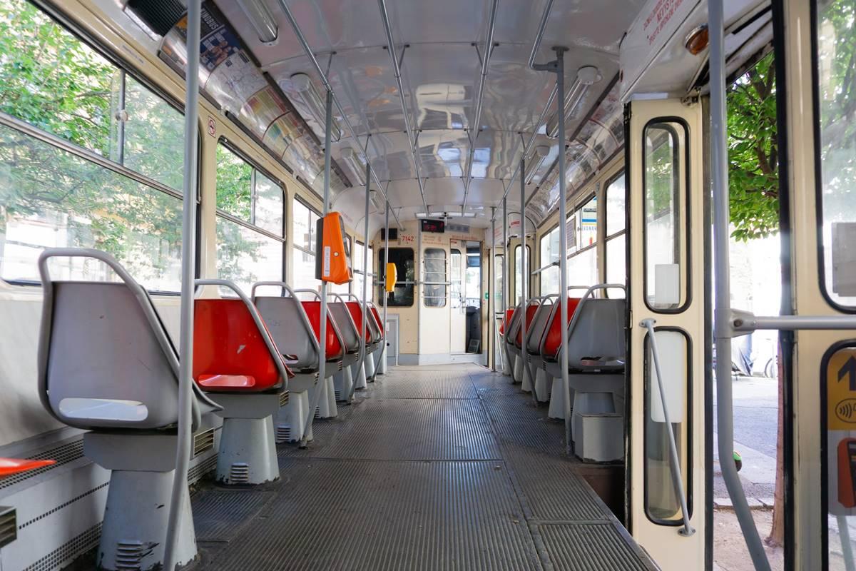 BKK, metró belső