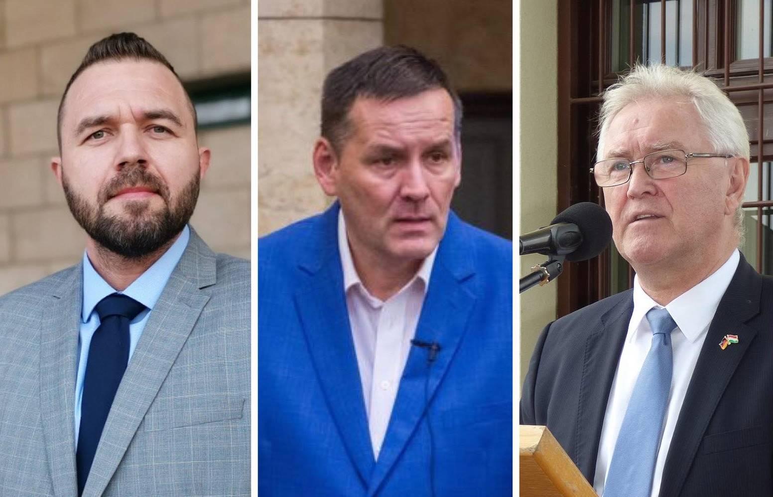 Ismerje meg Eriket (Fülöp), Jánost (Volner) és Imrét (Ritter) - Ők papíron ugyan független képviselők, de nélkülük a mai szavazáson sem lett volna meg a Fidesz kétharmados többsége!