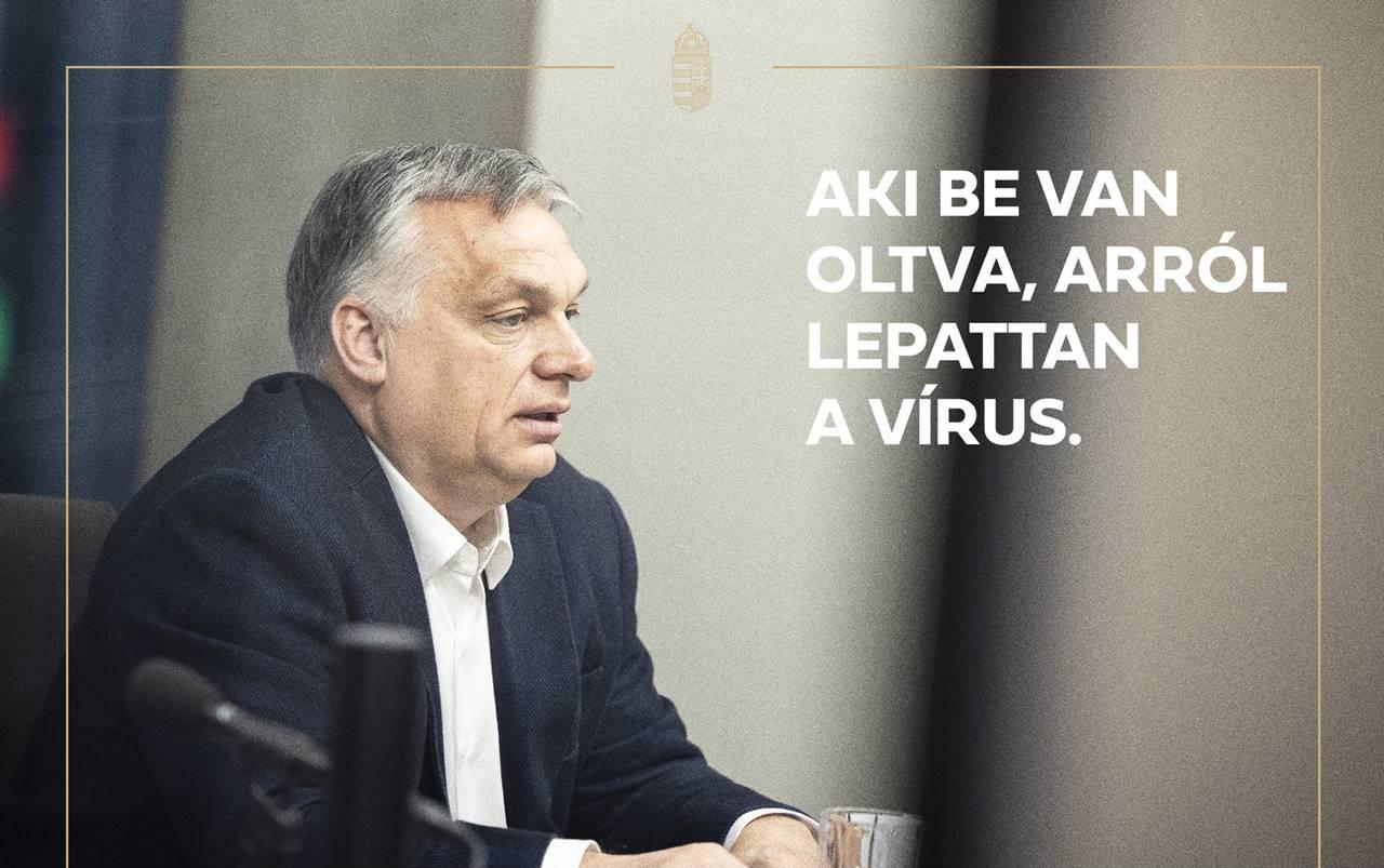 Orbán: mindenki húzzon golyóálló mellényt!