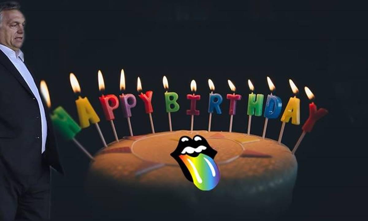 """Fásy Ádám nem bízza a véletlenre: dalban mondja el, hogy """"boldog születésnapot Miniszterelnök Úr""""!"""