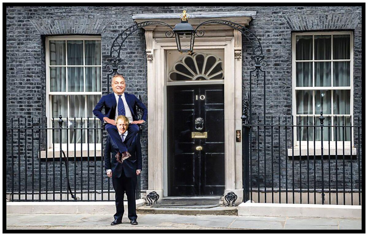 Boris Johnson azt is megbánta, hogy megszületett - Cseri László szerint a világ Orbániában