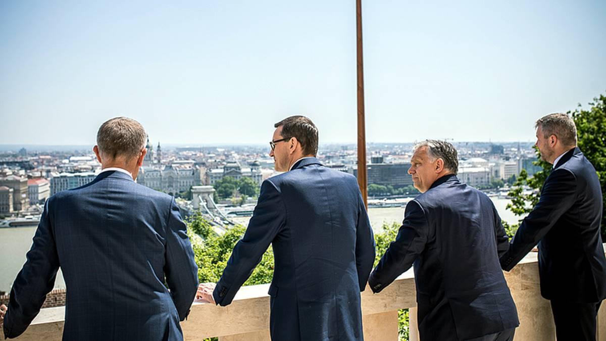 A köhögősen működő V4-ek - ha négy ország az euroszkepticizmusból próbál hasznot húzni, nem elegendő egy stratégiai szövetséghez
