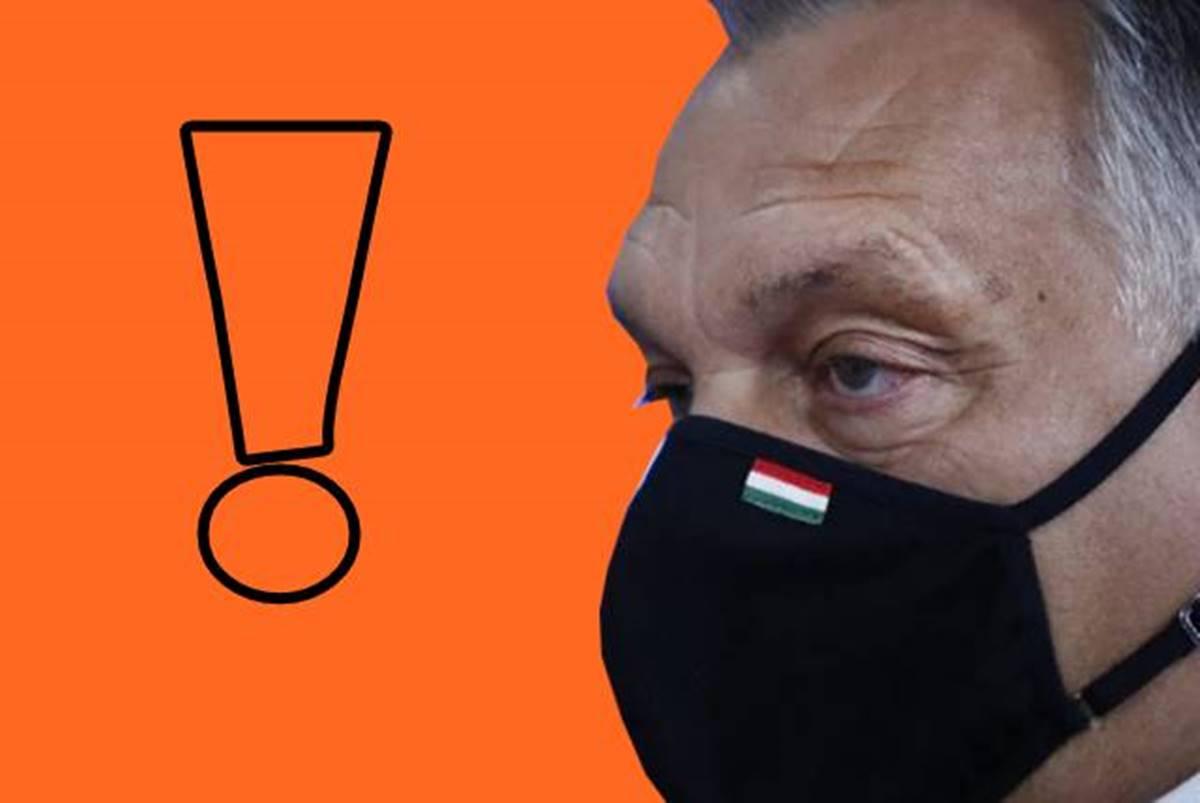 Orbán -az Ön pénzén, mi másból?- egész oldalas hirdetésekben üzent Európa népeinek