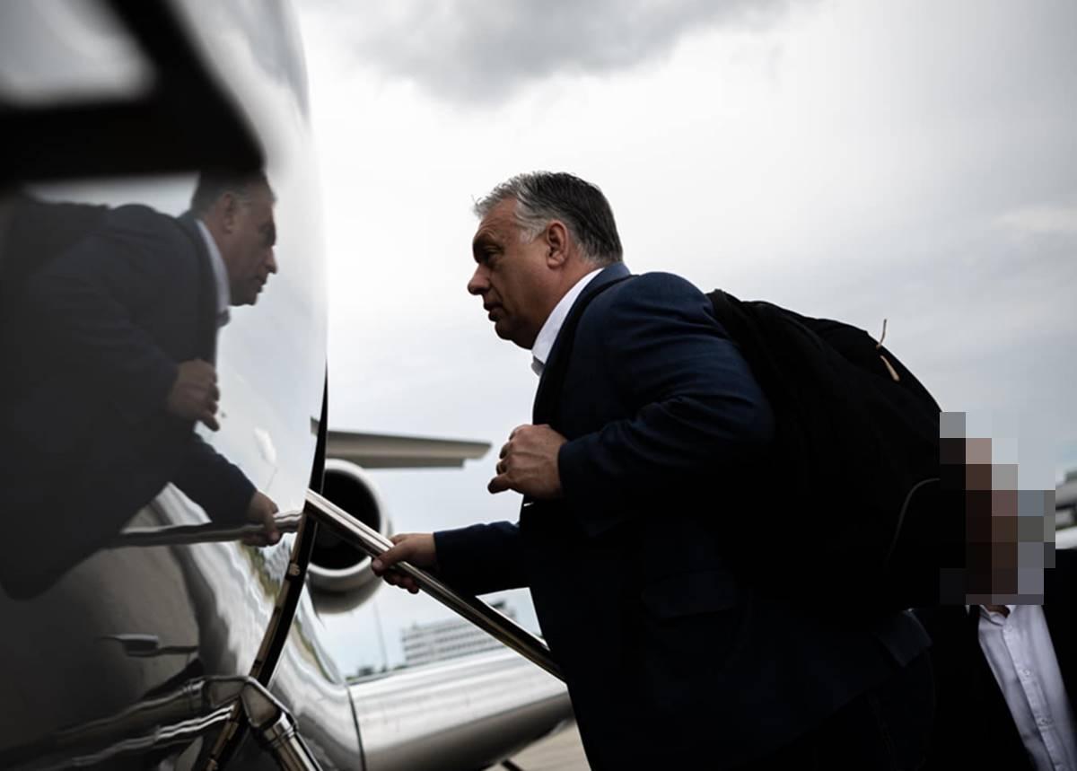 Fokozódik Orbán római vakáció-polémiája! - Hadházy olvas a légügyi információk között és nem fél használni.....
