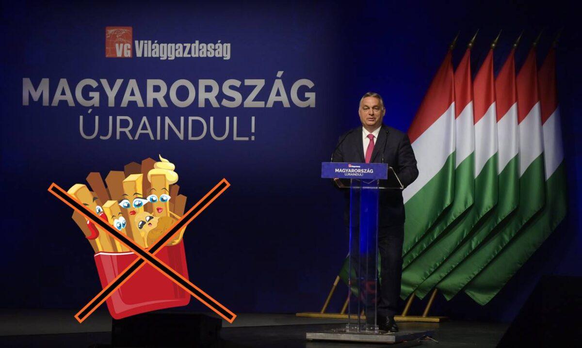 Hol van már a zsák krumpli! Nő a tét, nő a tétel! - Orbán adó-visszatérítés ígéretével támad!