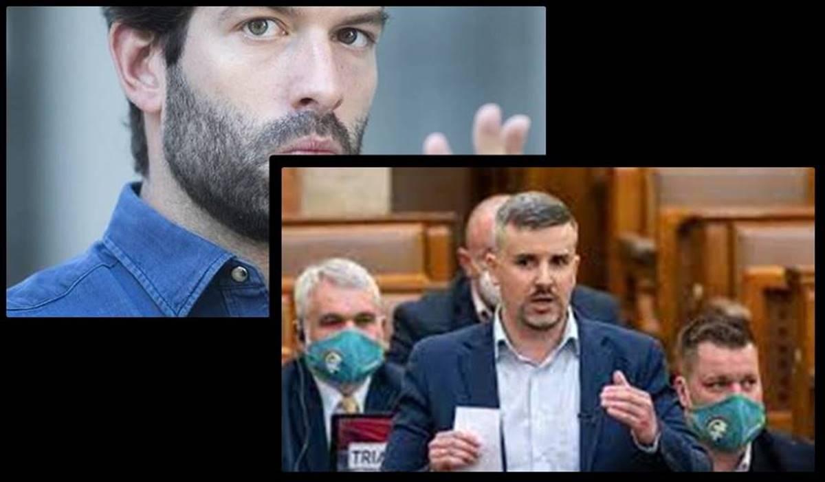 Ki hitte volna akár egy éve is: Fekete-Győr András a Momentum elnöke bejegyzésben kéri a jobbik elnökét, hogy ne szavazzon ki az ellenzéki öszefogásból a pedidofiltörvány okán