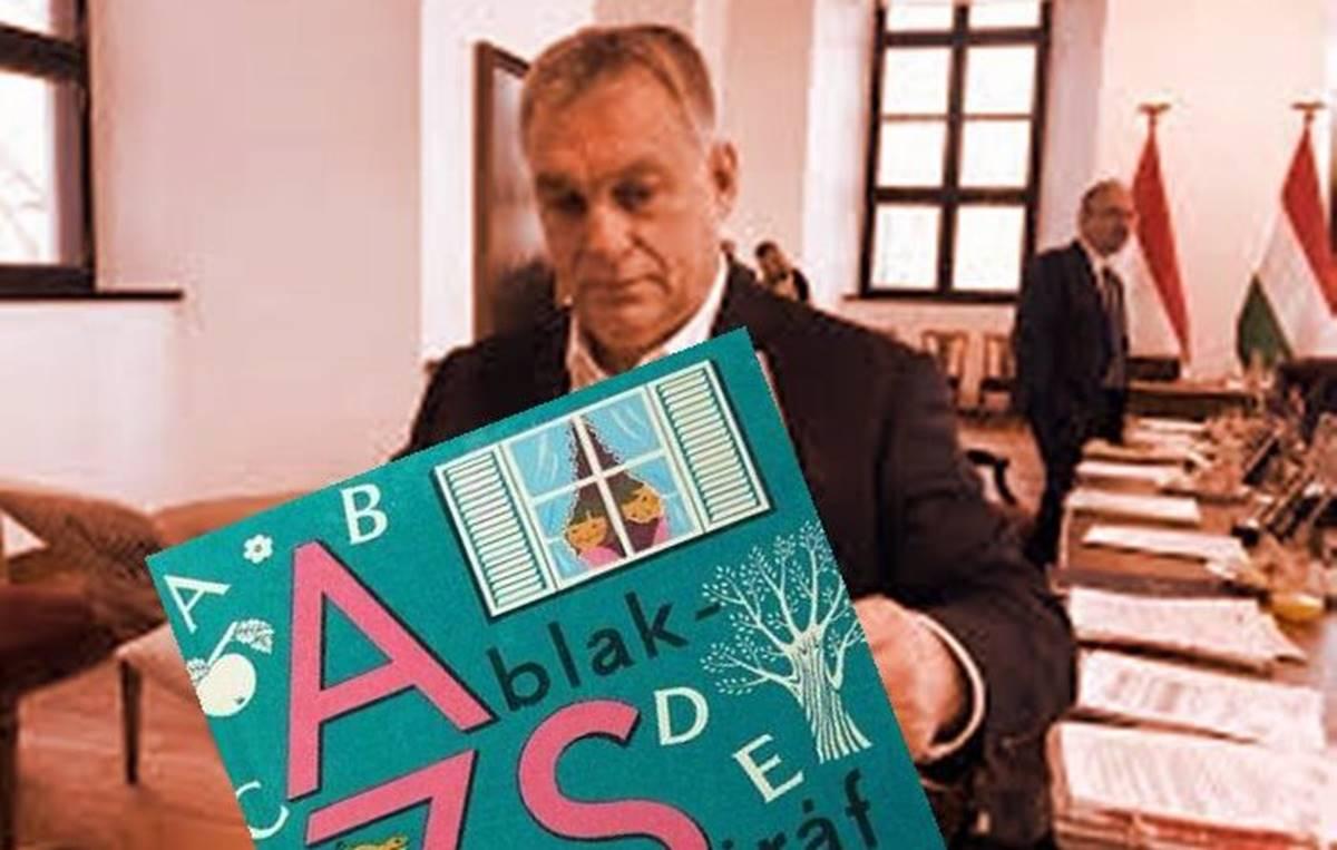 """Amit Orbán az orrunkra akar kötni a Kötcse-buliról - Amikor az """"Ablak-zsiráf"""" bonyi olvasmánynak bizonyul!"""
