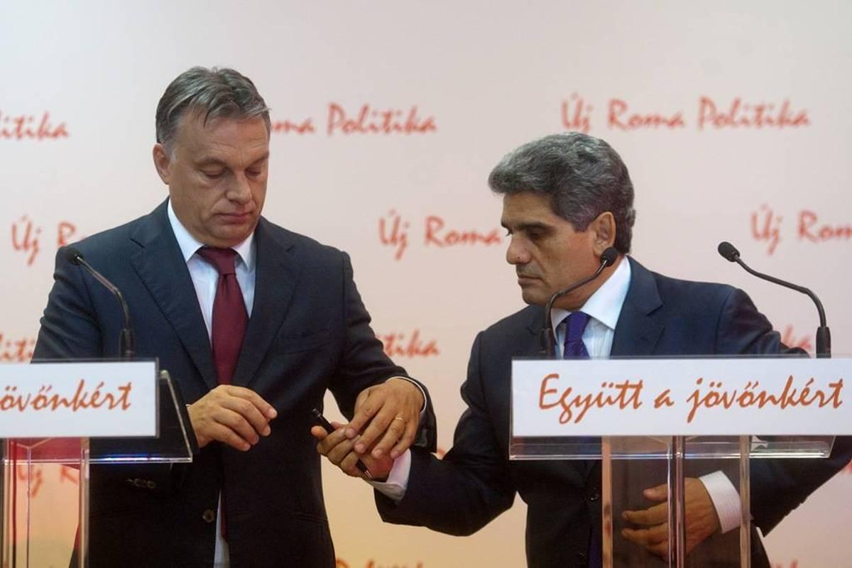 Nincs az a süllyesztő, ami elnyelné Farkas Flóriánt! - Cigány vonalon erősítene a Fidesz