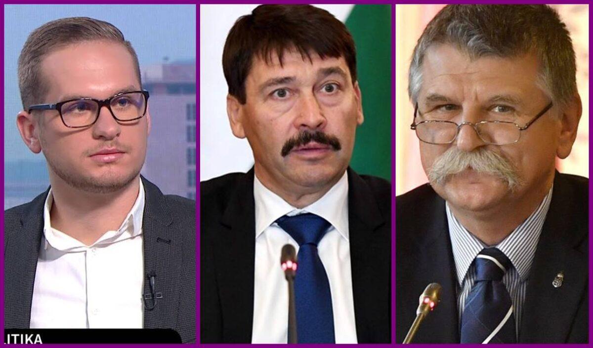 Egy posztban ég Deák Dániel, Áder János és Kövér László - Do you speak ... bármilyen nyelv?