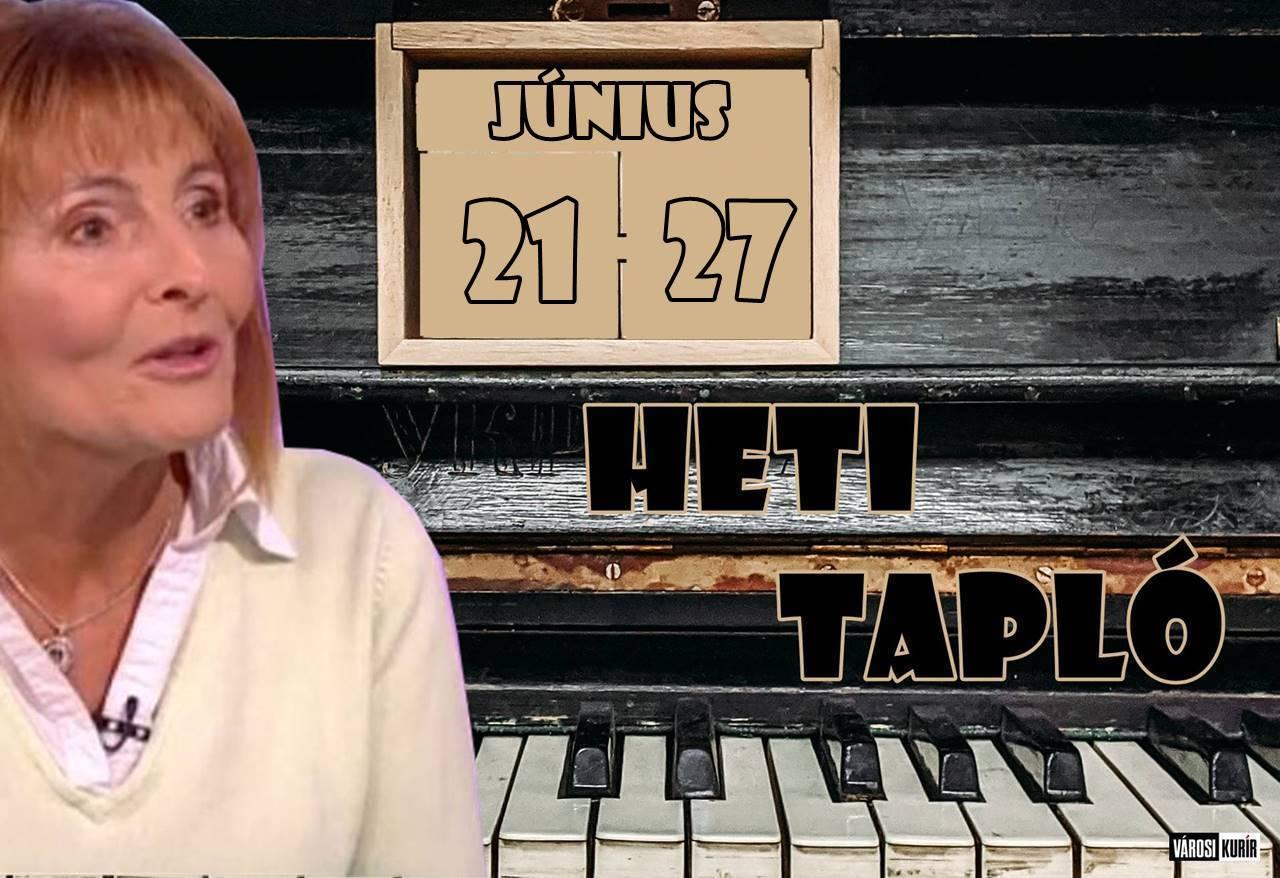 Heti Tapló – Az elmúlt hét történéseiből szemezget Lendvai Ildikó