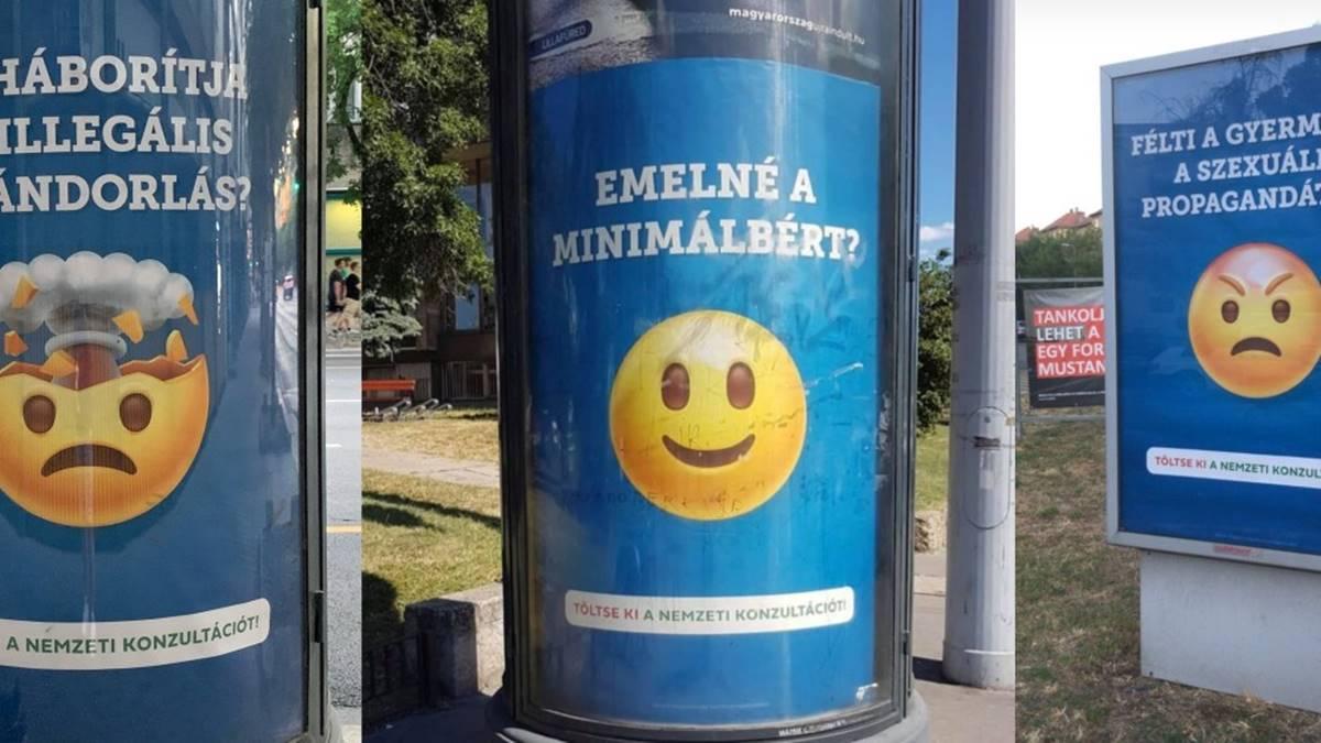Ki a debil, én, vagy Te? Fidesz az emoji-k bűvöletében!