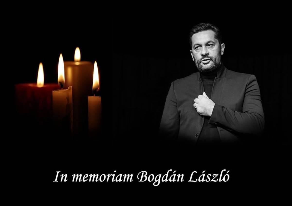Gyújtsunk gyertyát 2021. július 13.-án Bogdán László emlékére!