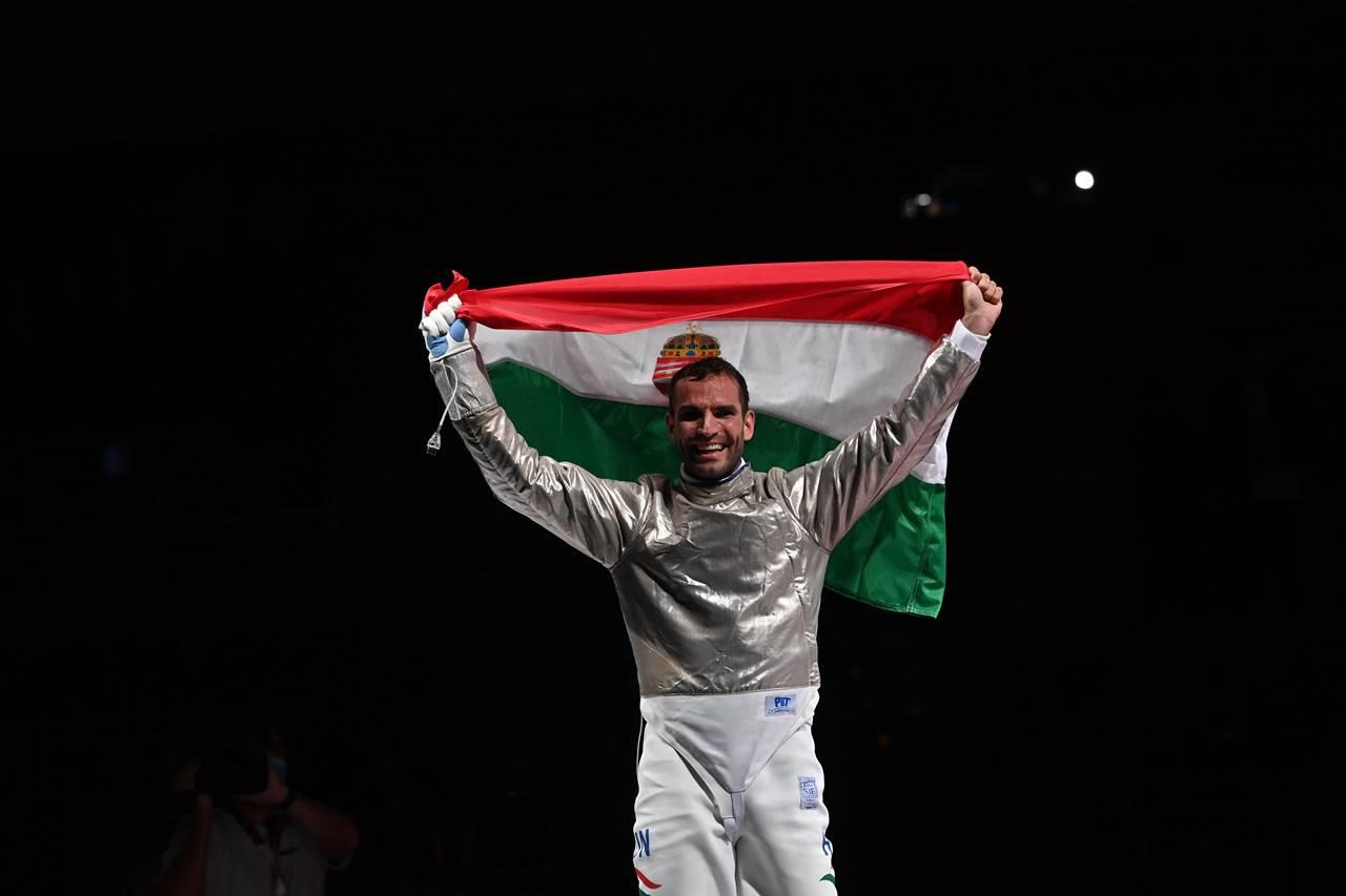 Szilágyi Áron háromszoros olimpiai bajnok! - Világtörténelmet írt!