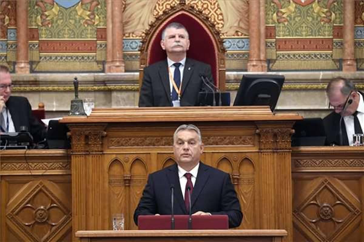 Bauer Tamás: Orbán, Kövér és az EU-tagság