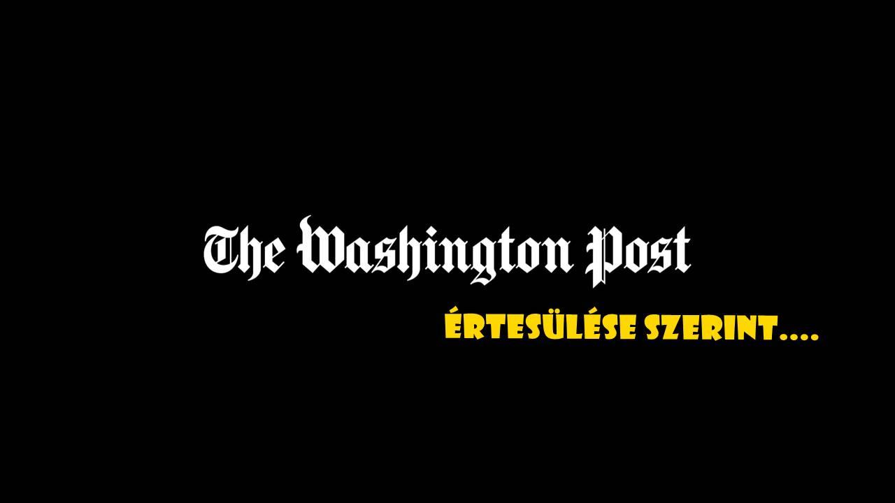 """Washington Post: """"a magyar kormány az NSO ügyfele volt..."""""""