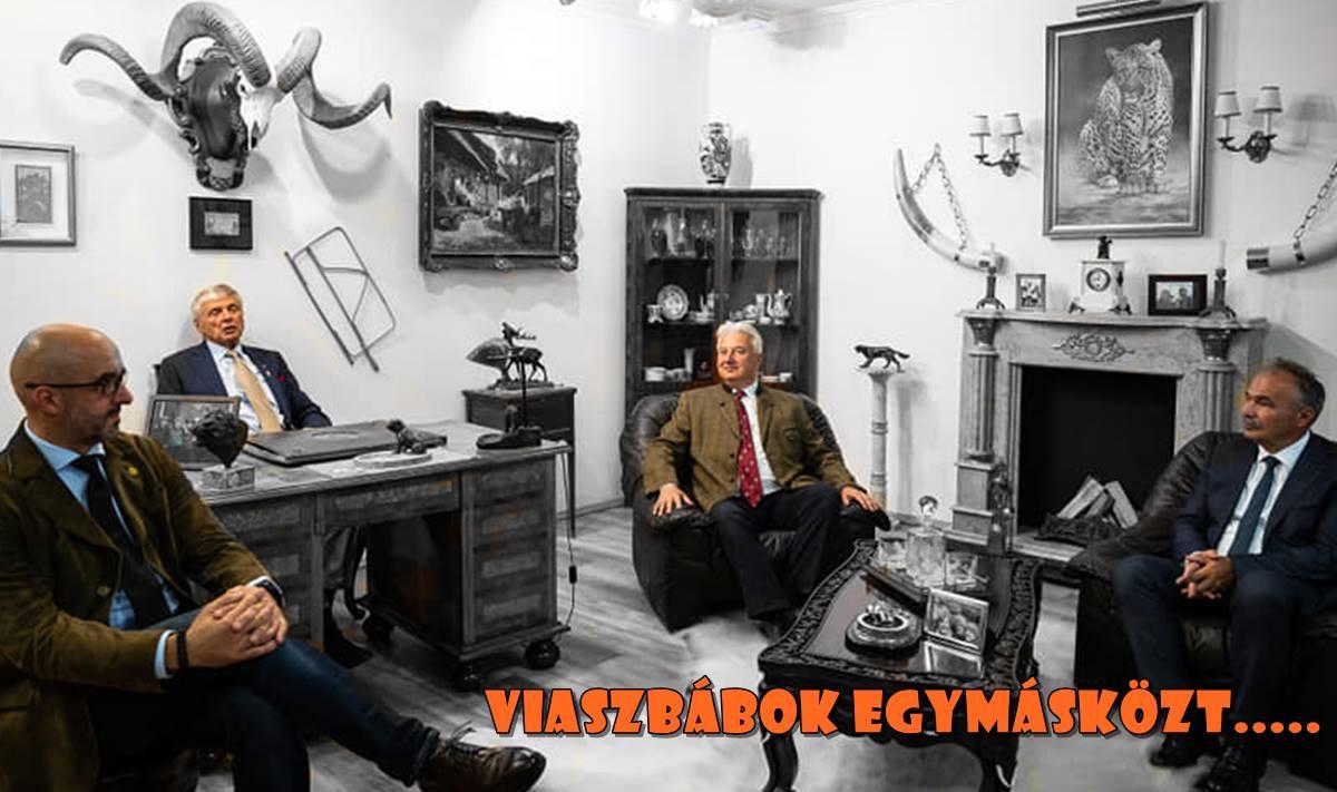 Magyar György: helikopterről kell üldözni a rénszarvasokat, mert ettől a járvány is megijed!