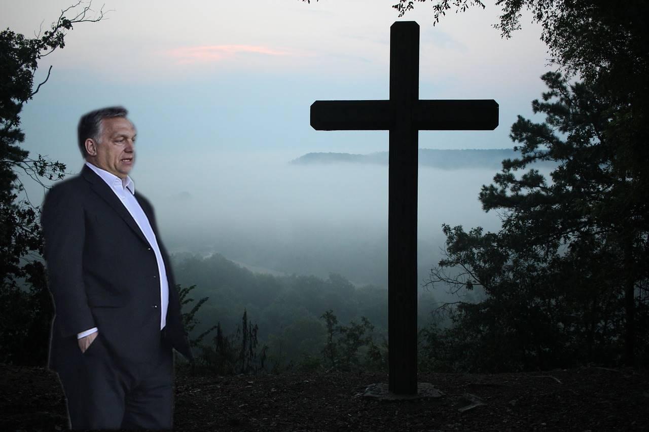 Orbán egyetlen politikai vezetőként pózolt a római Nemzetközi Katolikus Törvényhozók Hálózatának (ICLN) rendezvényén