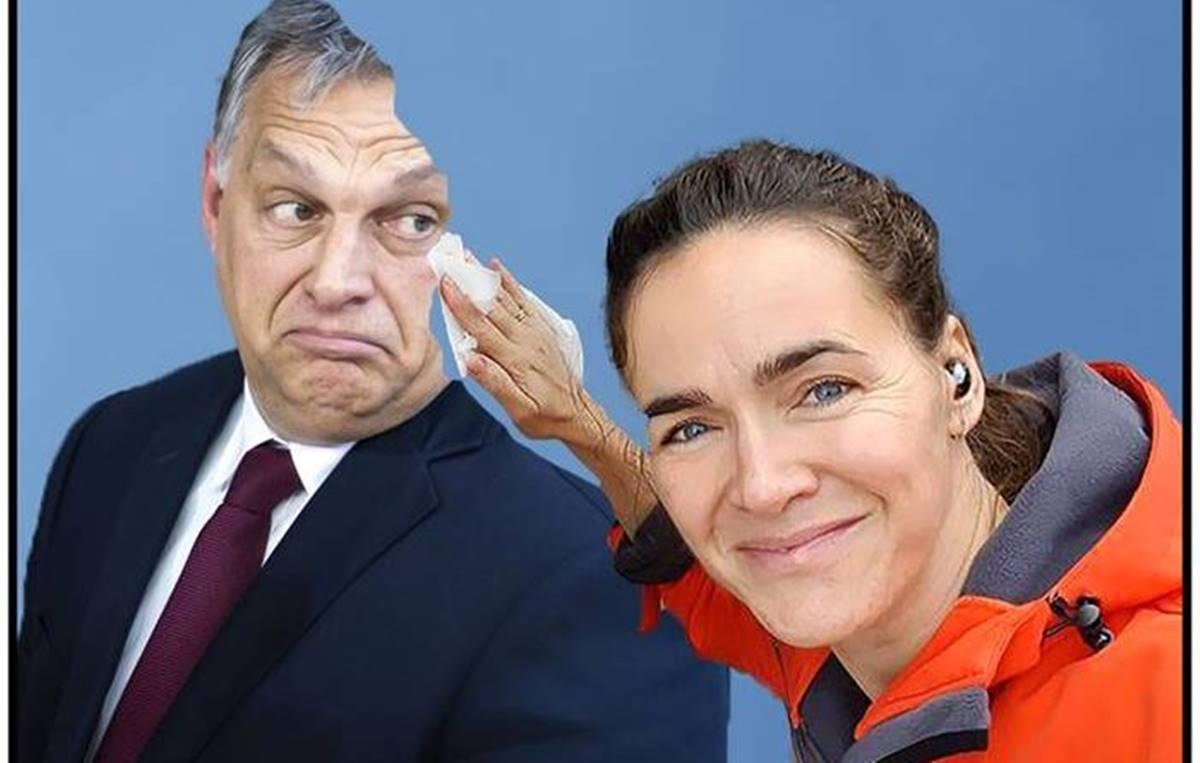 """Hékás Orbán úr! Hogy is volt az a Sinopharmmal """"oltakozás""""? - Rómában csak Green Pass-al lehet """"éttermezkedni""""!"""