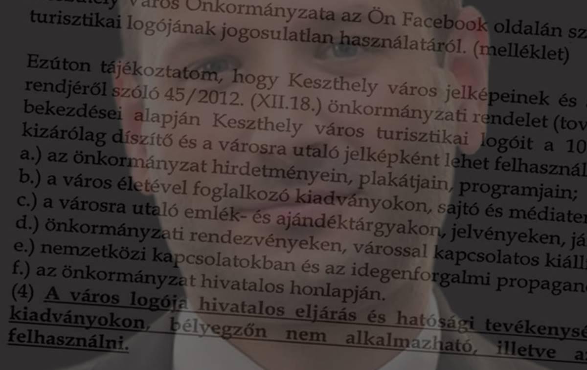 Ujhelyi: Keszthely fideszes polgármestere a pitiánerség új bajnoka