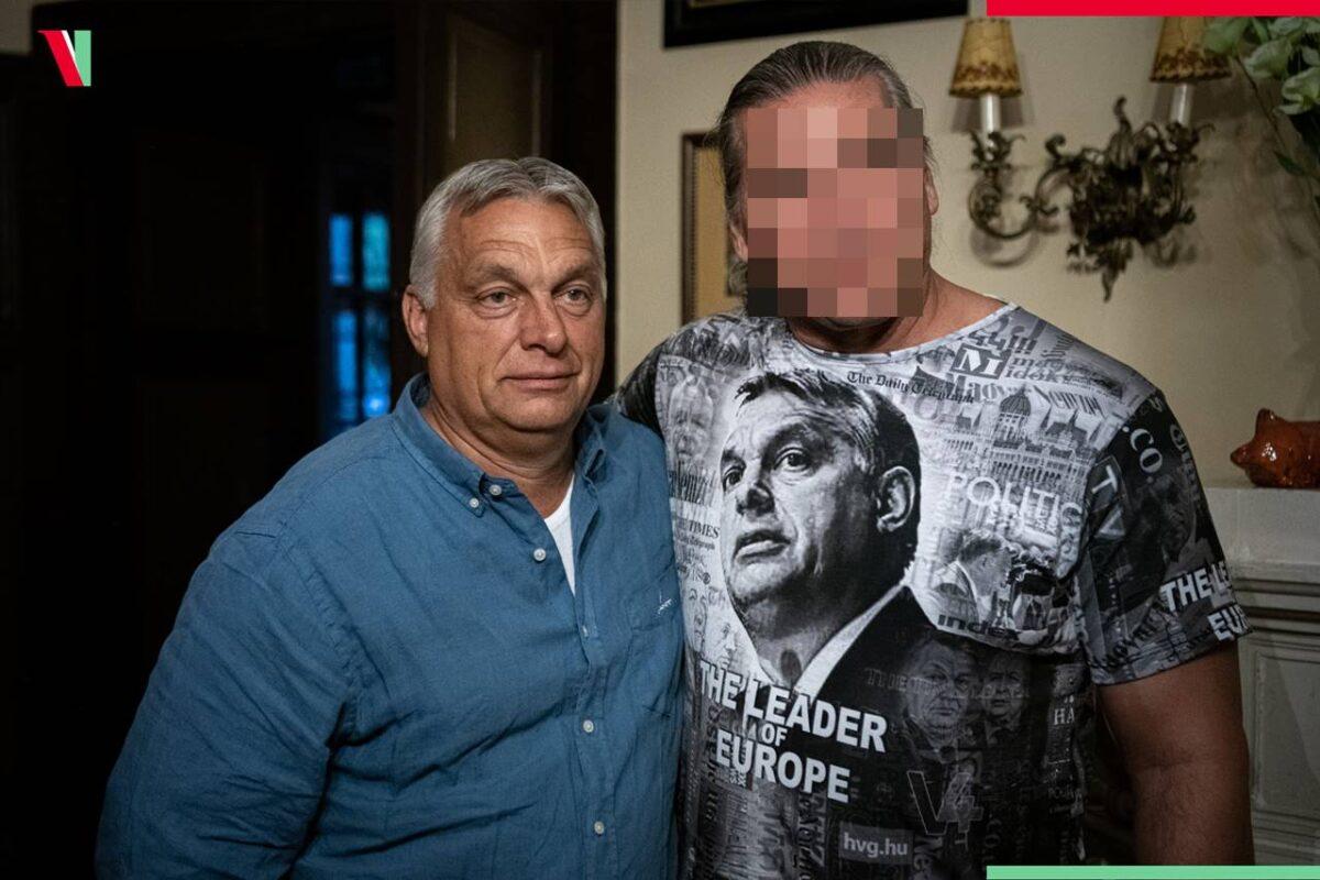 Orbán úr! Tudja, kivel ölelkezett és fényképeztette magát? Nem tudom, melyik a gázabb eset: ha tudja, vagy, ha nem!