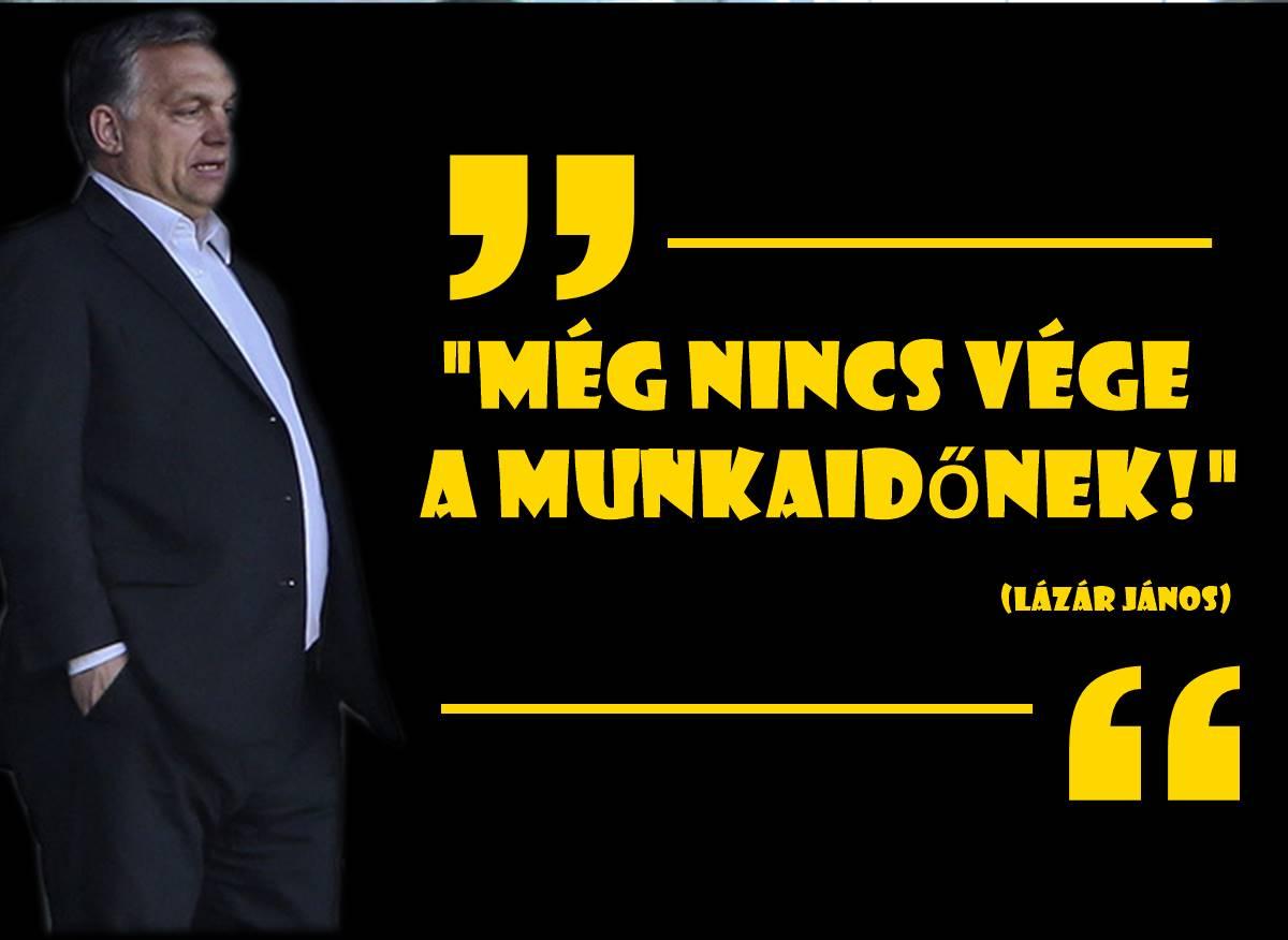 """Orbán úr, munkakerülgetünk? - Még jó, hogy van neki egy Lázárja... - újabb """"néppelvegyülős"""" miniszterelnöki videó!"""